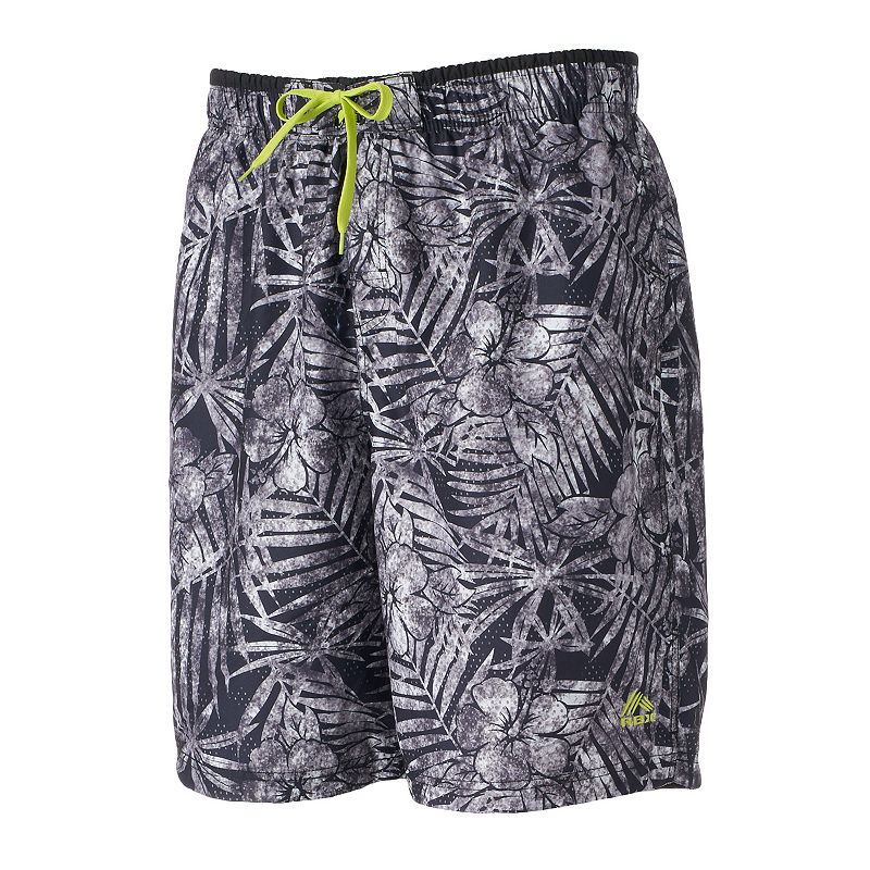 Men's RBX Tropical Print Board Shorts