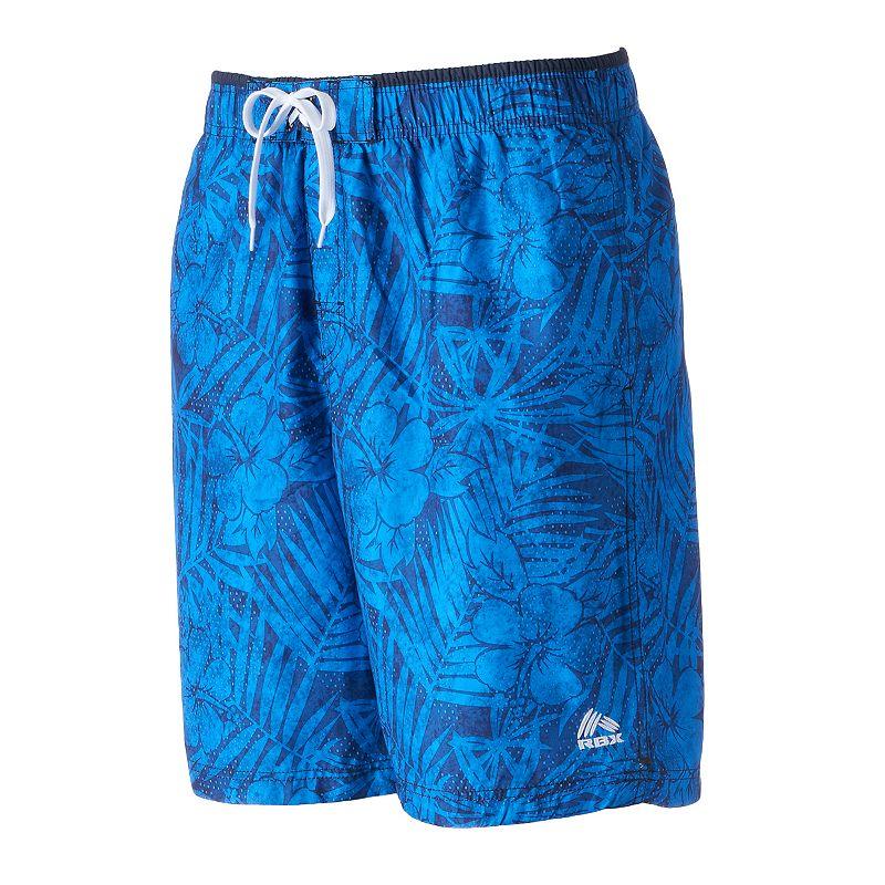 Men's RBX Tropical Print Board Shorts
