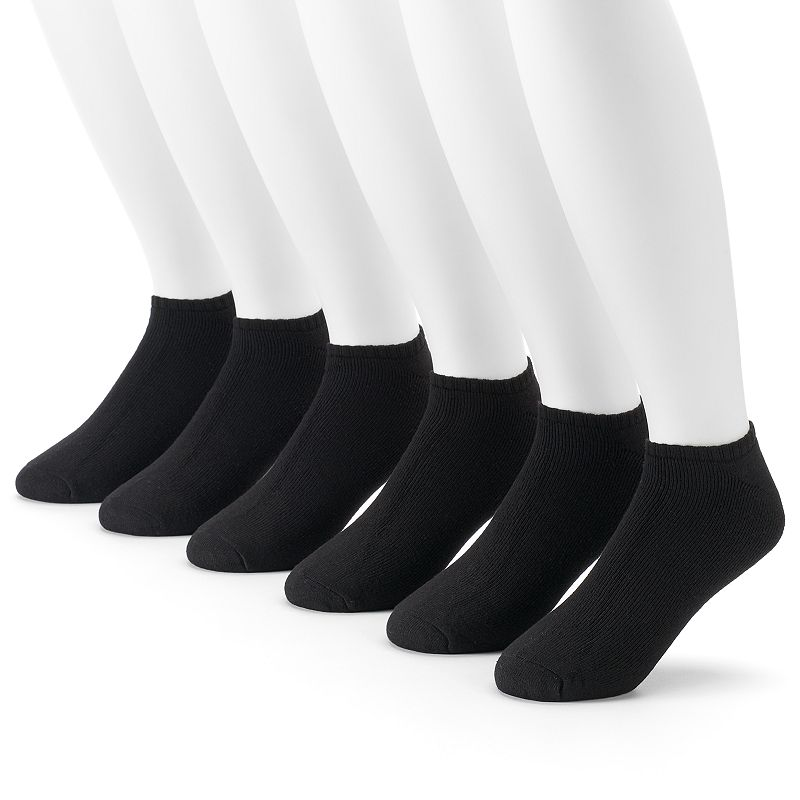 Men's Tek Gear® 6-pack No-Show Socks