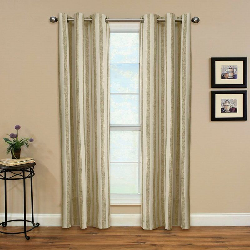 Imported striped curtains kohl s