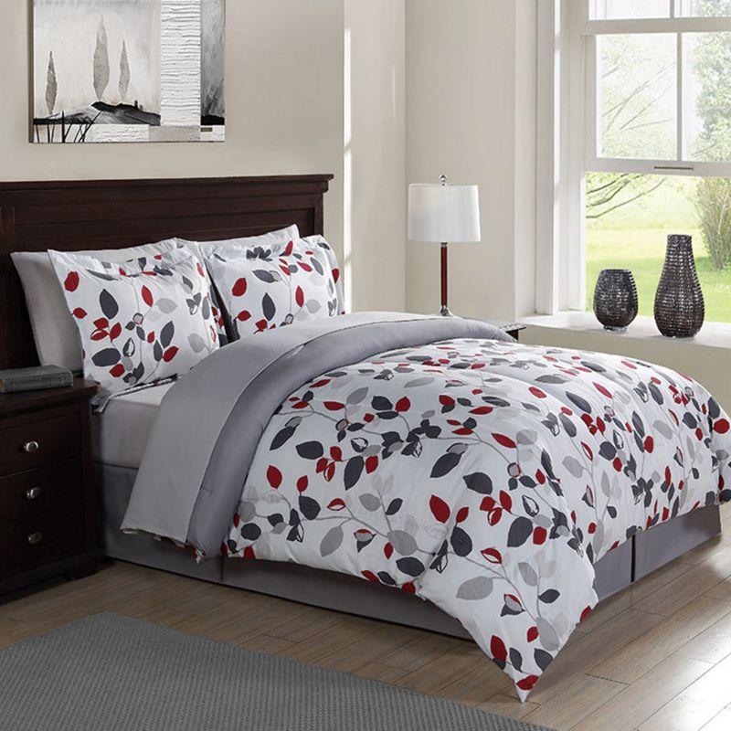 7 Piece Queen Bedding Set Kohl S