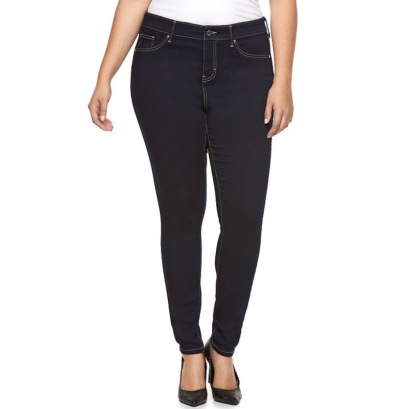 Plus Size Jennifer Lopez Superskinny Jeans