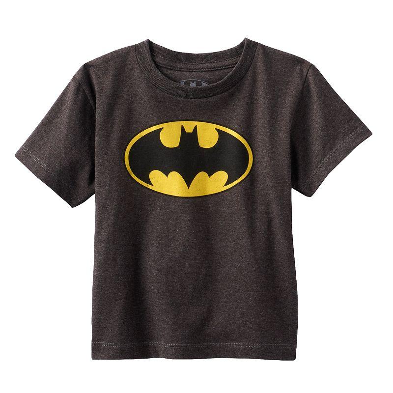 Toddler Boy DC Comics Batman Logo Tee