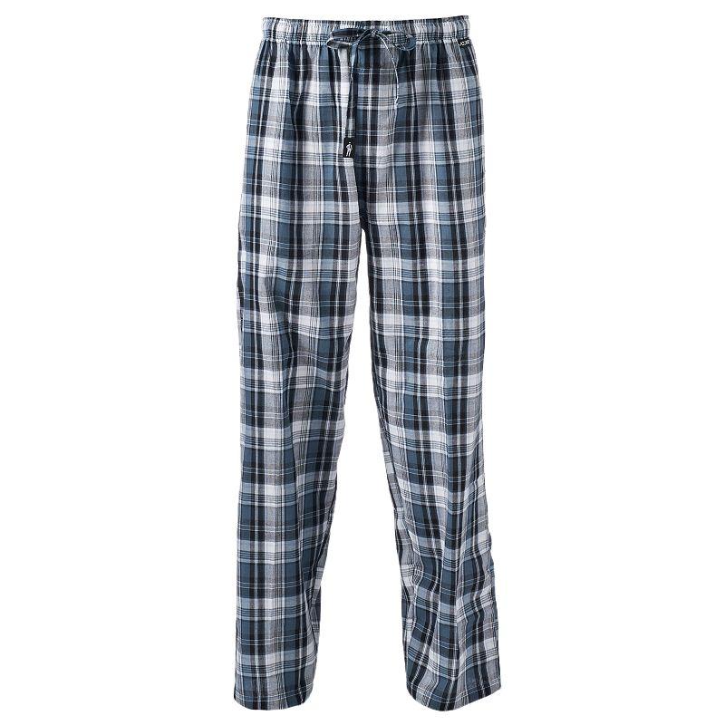 Men's Jockey Patterned Chambray Lounge Pants