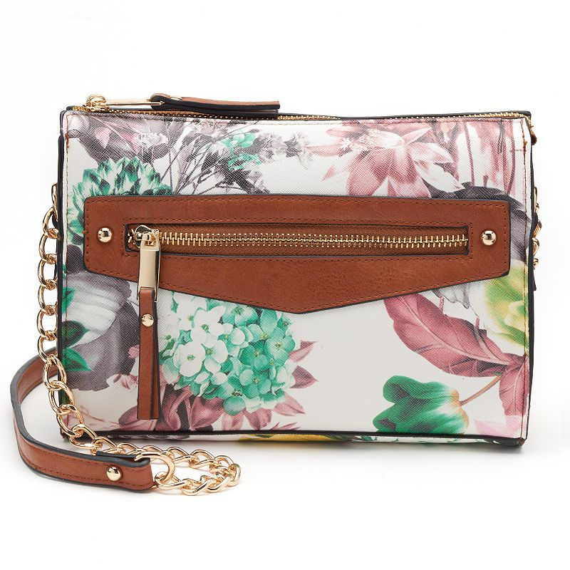 Dolce Girl Candice Floral Crossbody Bag