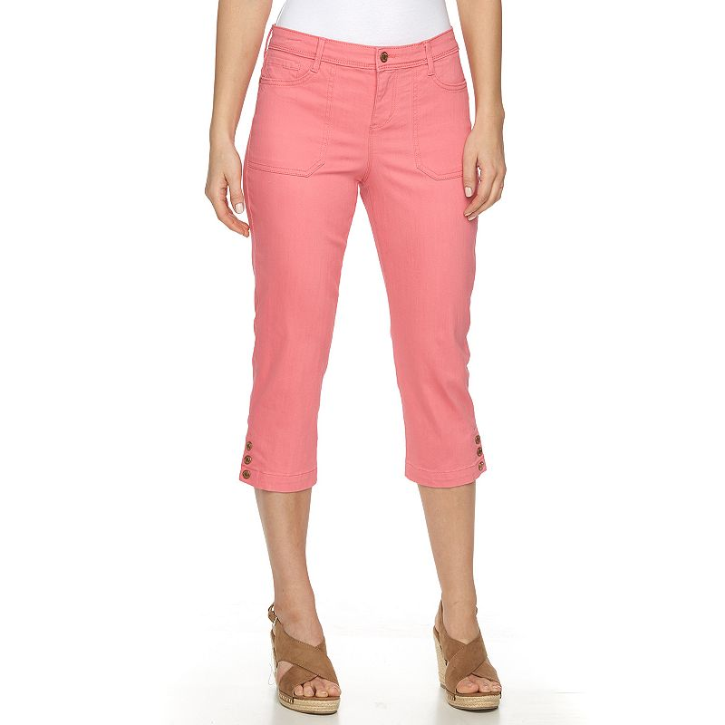 Women's Gloria Vanderbilt Madelaine Capri Jeans