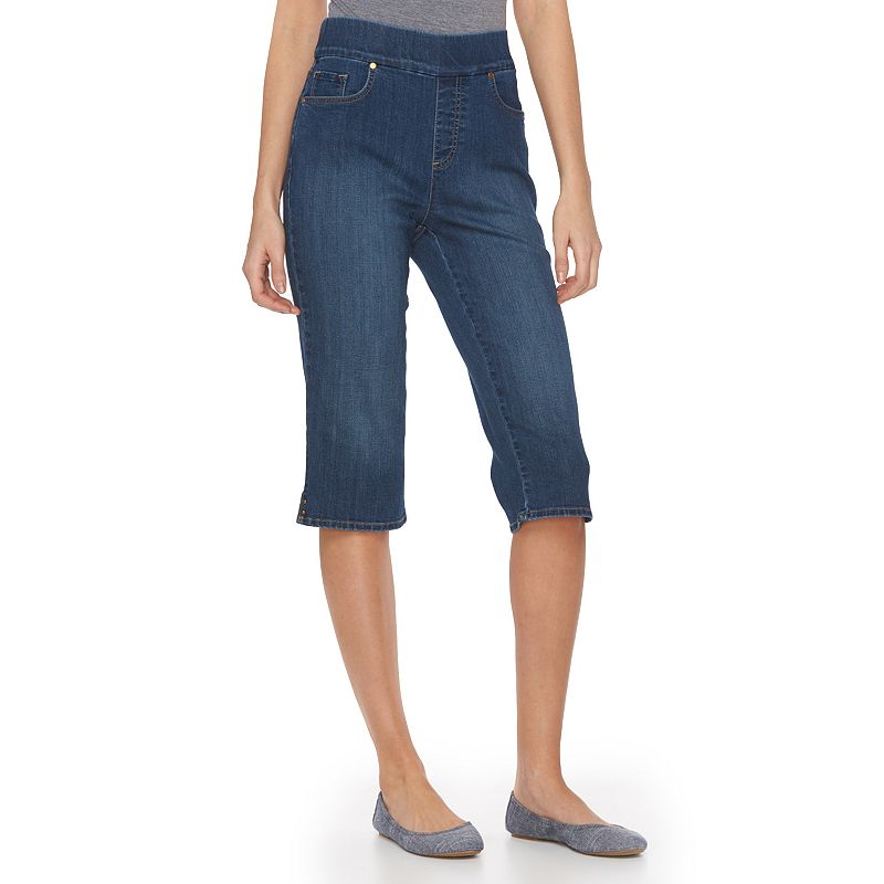 Women's Gloria Vanderbilt Avery Pull-On Skimmer Pants