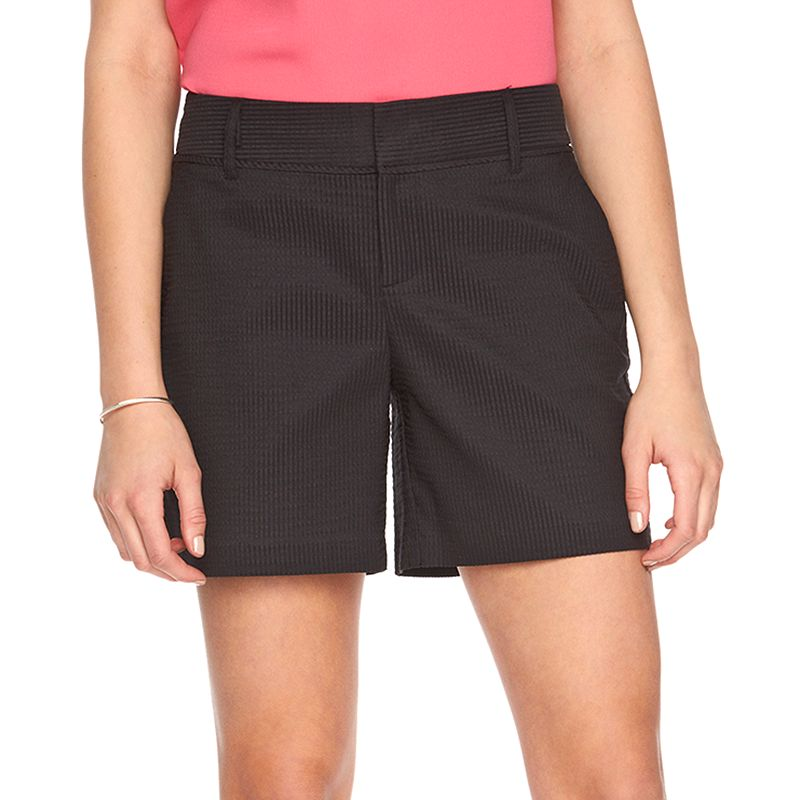 Women's ELLE™ Textured Shorts