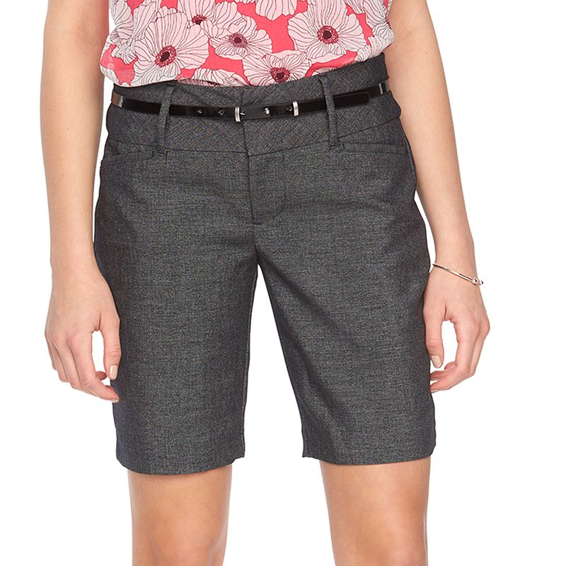 Women's ELLE™ Chambray Shorts