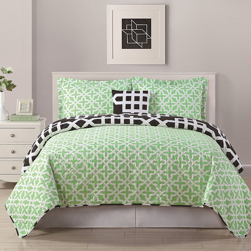Bed Threads Marmara Quilt Set