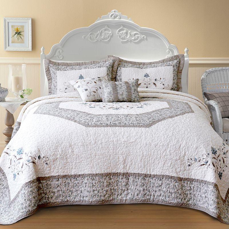 Always Home Agnes Bedspread