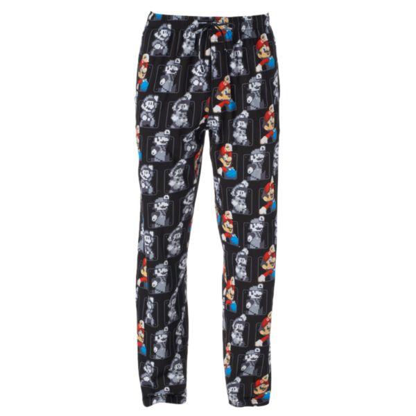 Men's Super Mario Bros. Lounge Pants