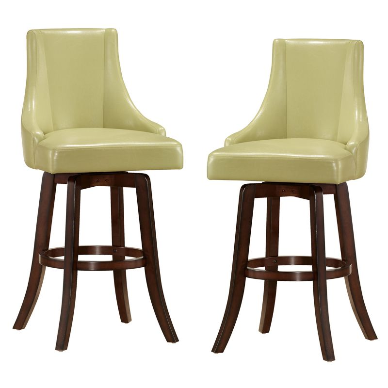 Faux Leather Home Bar Chair Kohl S