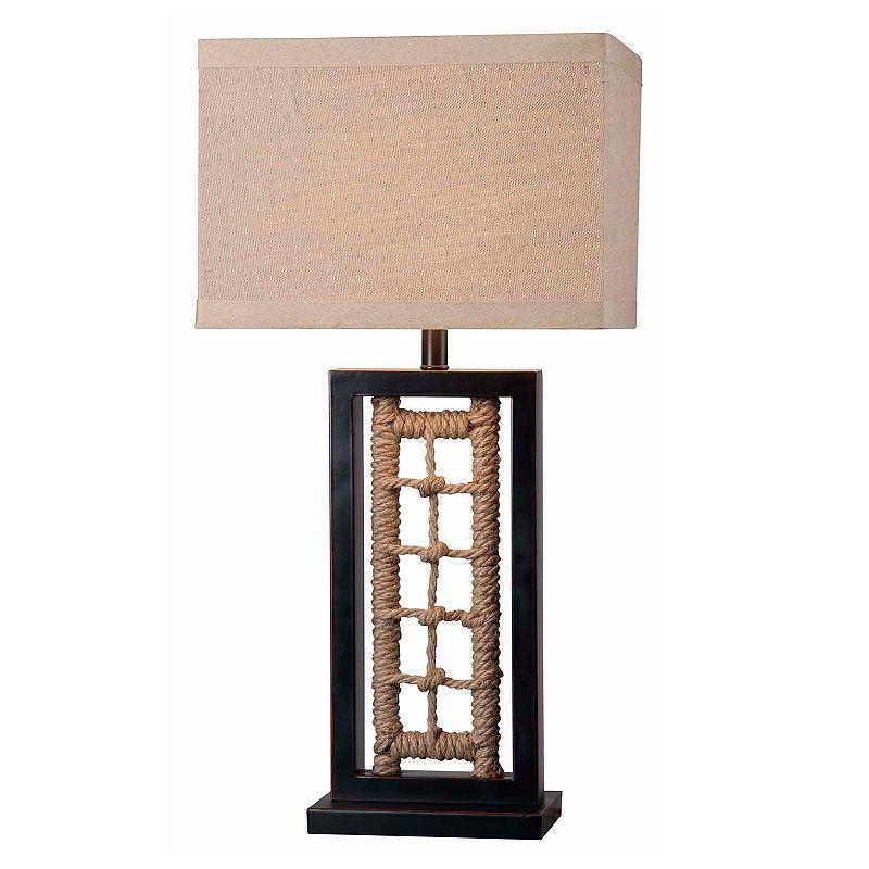 Kenroy Home Sailor Table Lamp