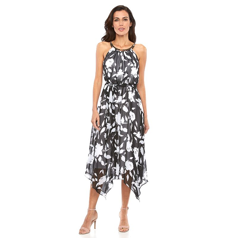 Women's Chaya Floral Halter Dress