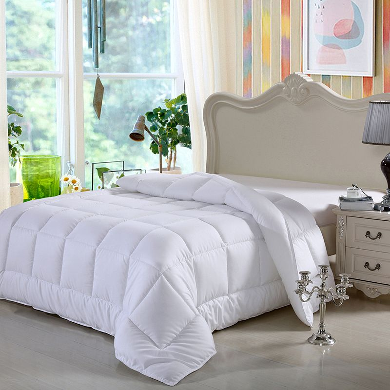 Peach Skin Down Alternative Comforter