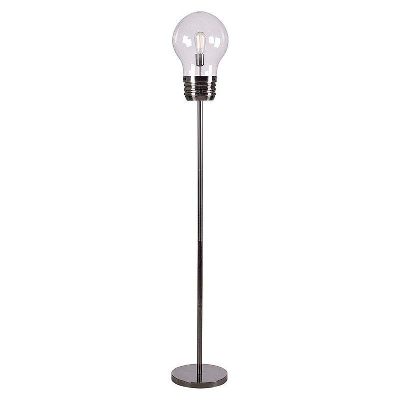 Kenroy Home Edison Floor Lamp