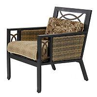 Bombay Outdoors Granada Palmetto Arm Chair
