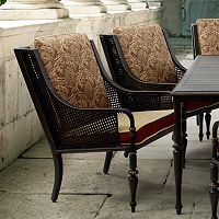 Bombay Outdoors Sherborne Dining Chair 2-piece Set