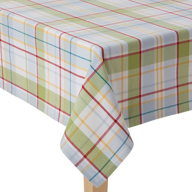 Food Network™ Patio Picnic Plaid Tablecloth