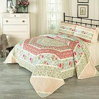 Historic Charleston Maiden Lane 3-piece Quilt Set