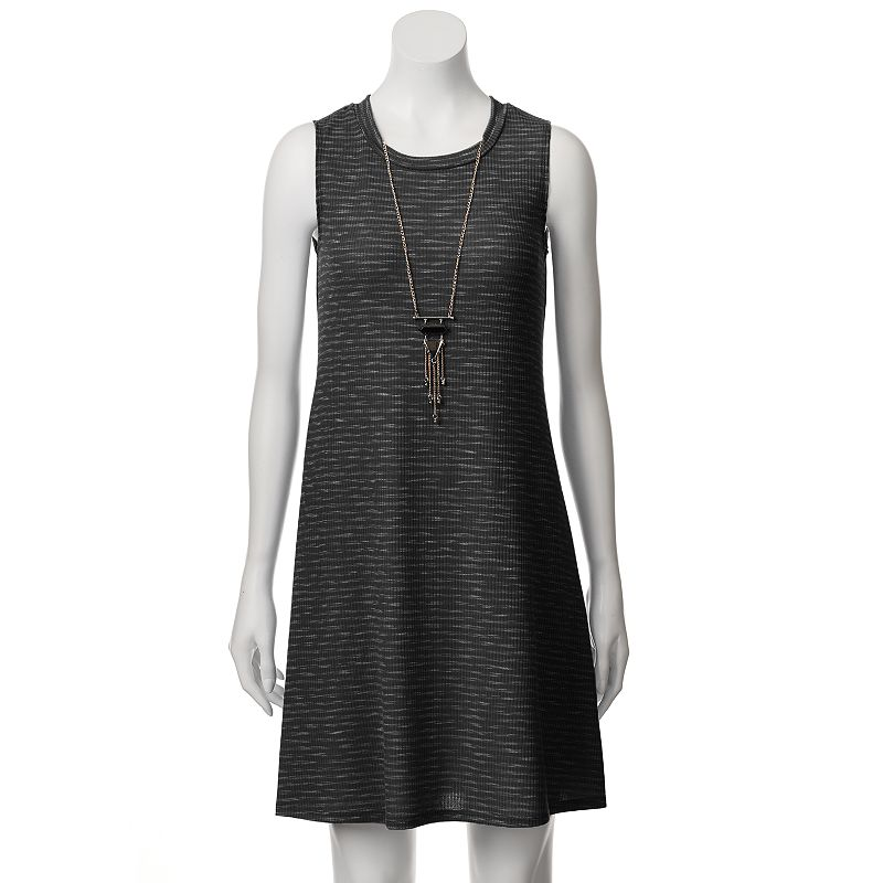 Women's AB Studio Marled Shift Dress