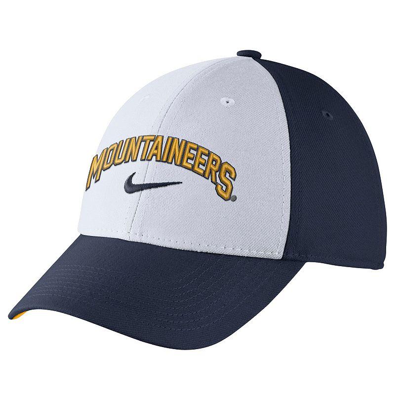 Adult Nike West Virginia Mountaineers Verbiage Flex Cap
