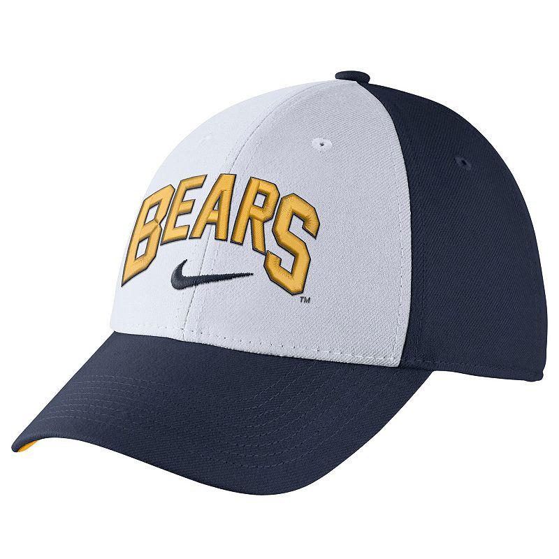 Adult Nike Cal Golden Bears Verbiage Flex Cap