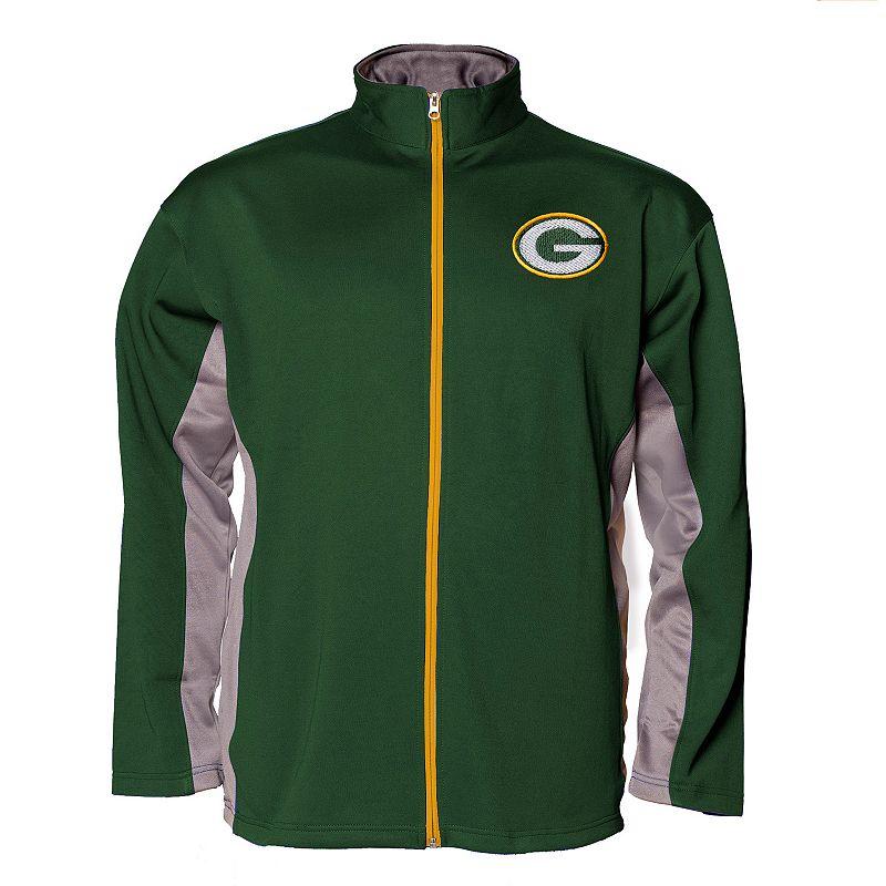 Big & Tall Green Bay Packers Jacket