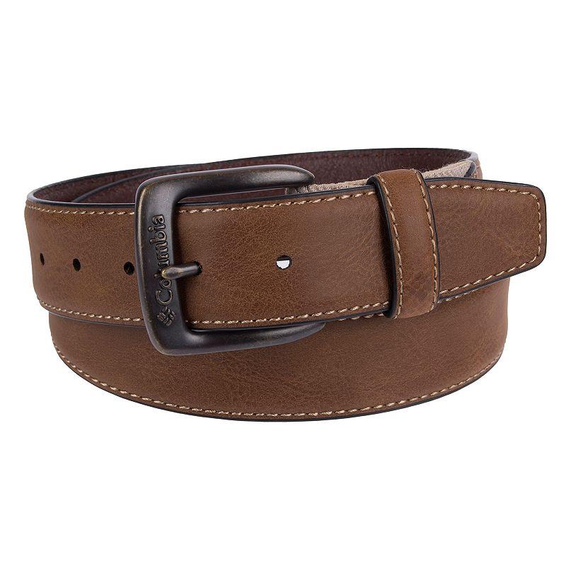 Men's Columbia Stitched Stretch Belt