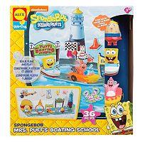 ALEX SpongeBob Mrs. Puff's Boating School Set