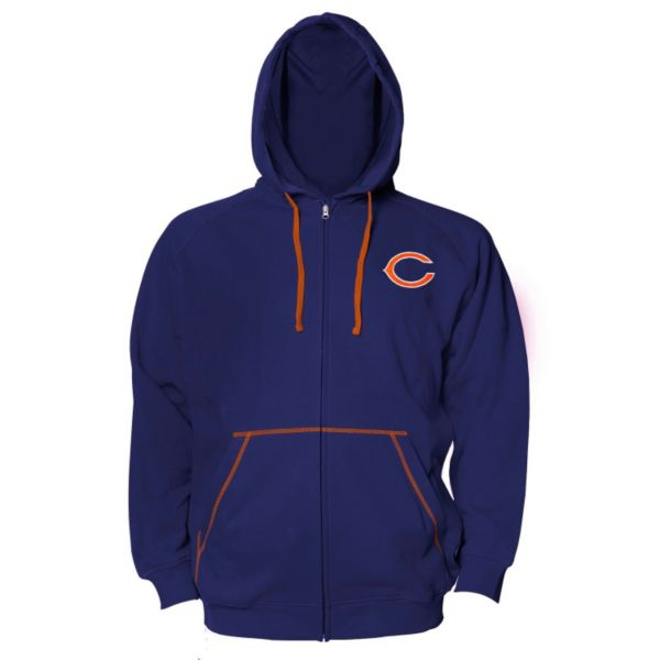 Big & Tall Chicago Bears Hoodie