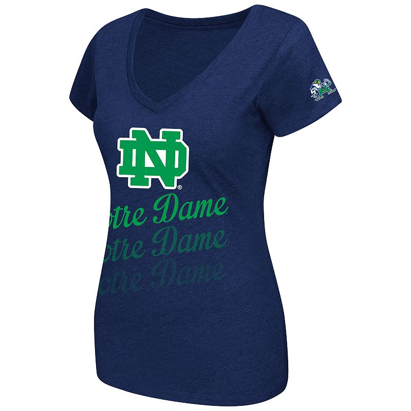 Women's Campus Heritage Notre Dame Fighting Irish Sunset Tee