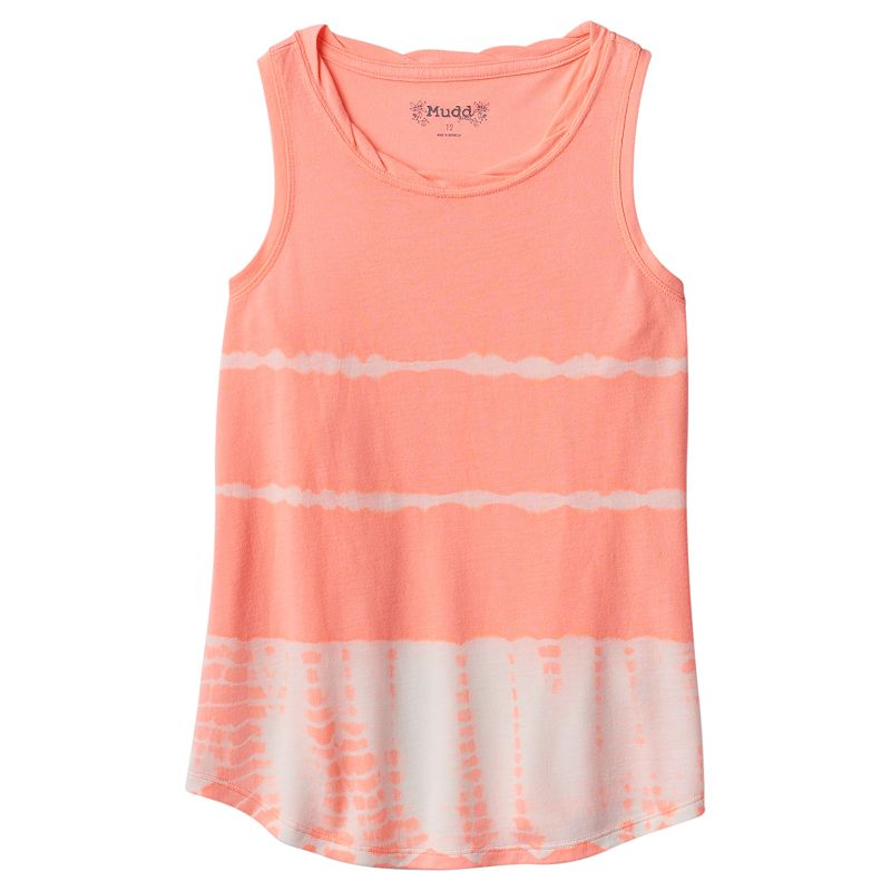 Girls 7-16 & Plus Size Mudd® Ruched Tank Top
