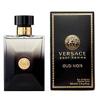 Versace Pour Homme Oud Noir Men's Cologne - Eau de Parfum