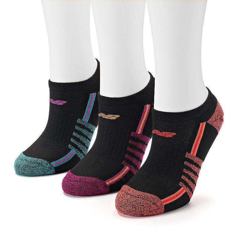 Women's New Balance 3-pk. Performance No-Show Socks