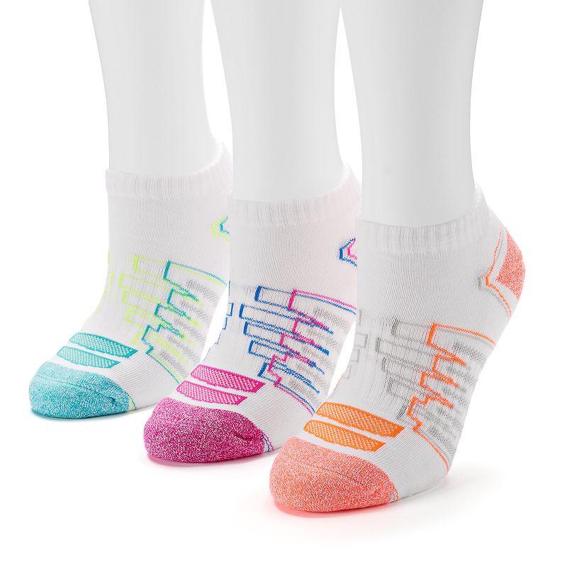Women's New Balance 3-pk. Performance Low-Cut Socks