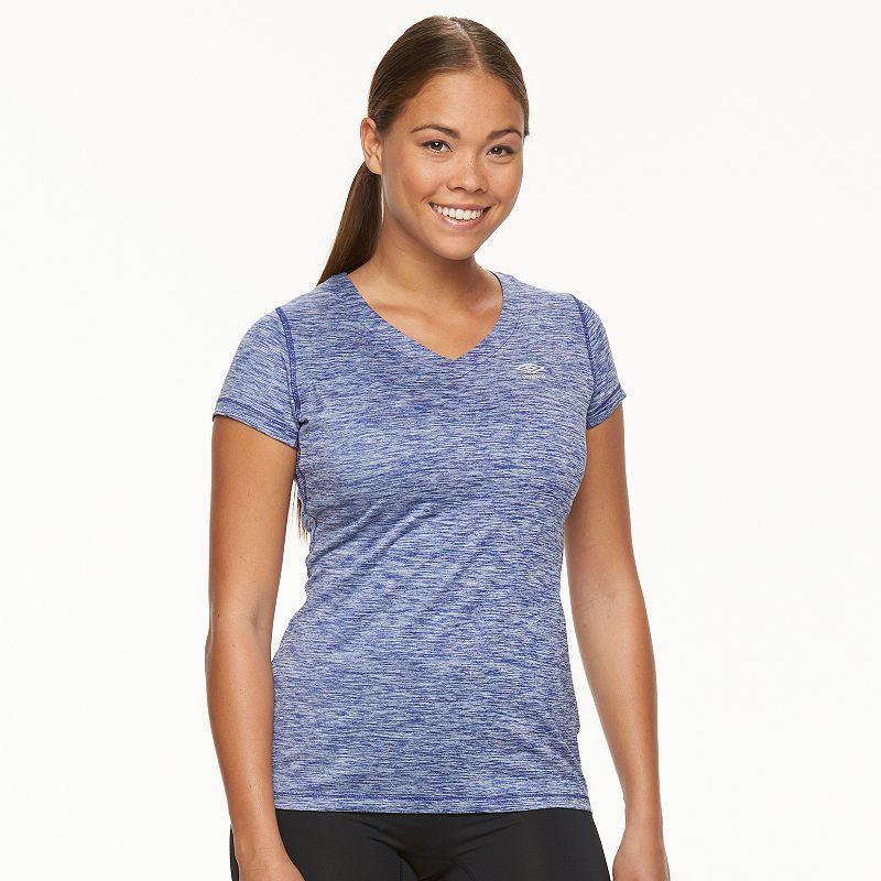 Women's Umbro Heathered V-Neck Workout Tee