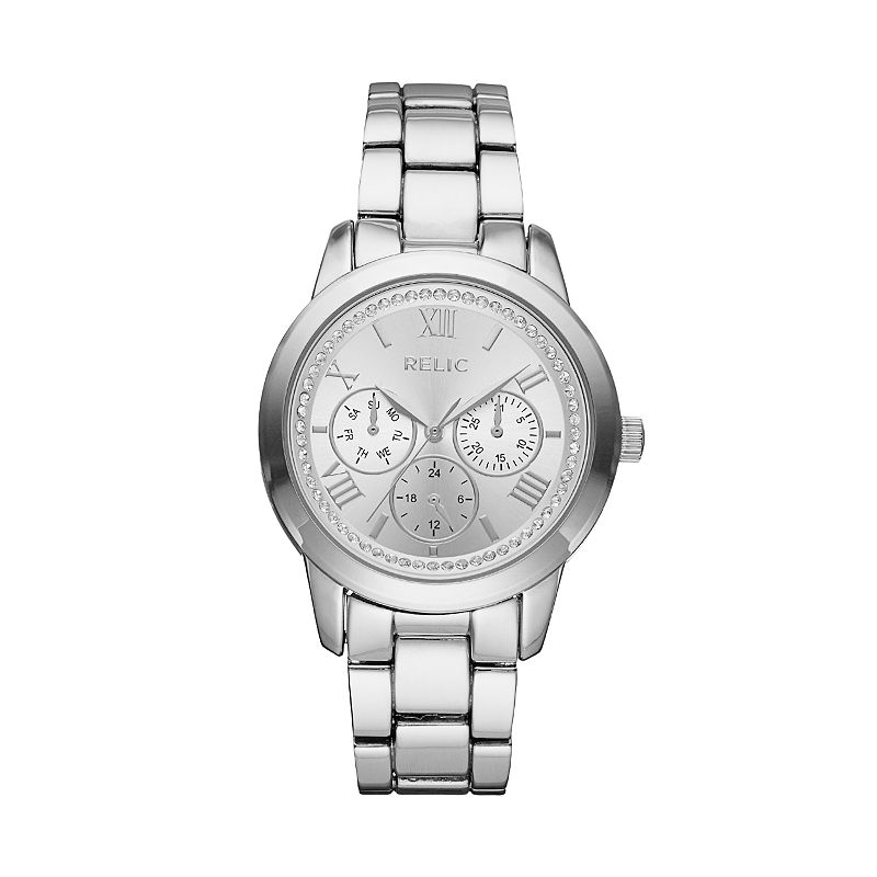 Relic Women's Kendall Crystal Watch