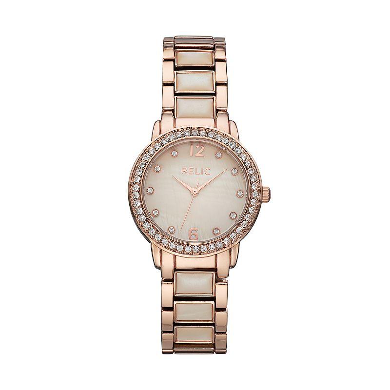 Relic Women's Mia Crystal Watch