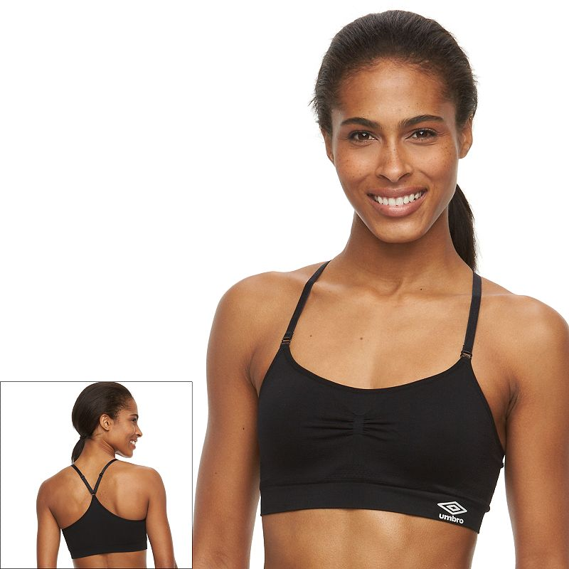 Umbro Bra: Medium-Impact Sports Bra L11422A