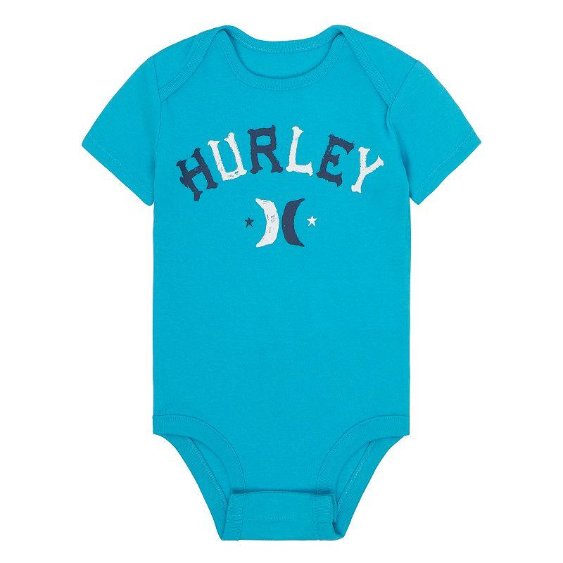 Baby Boy Hurley Bodysuit