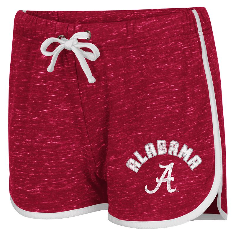 Juniors' Campus Heritage Alabama Crimson Tide Gym Shorts