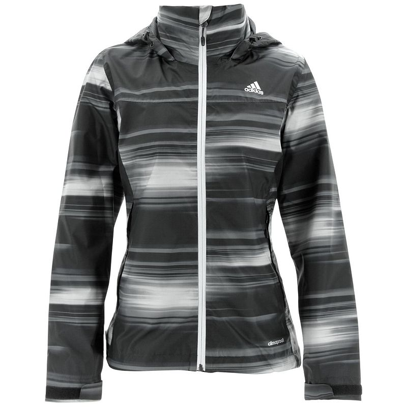 Women's adidas Outdoor Climaproof Prime Hooded Ombre Jacket