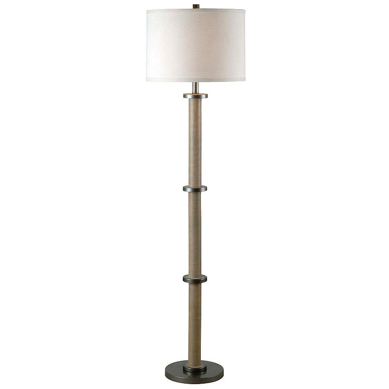 Kenroy Home Spool Floor Lamp