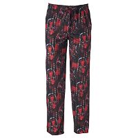 Men's Marvel Deadpool Sub Dead 1 Lounge Pants