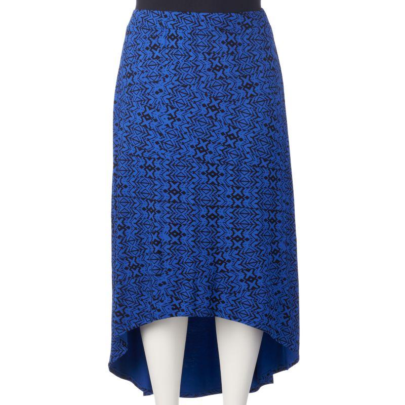 plus size apt 9 174 high low maxi skirt dealtrend
