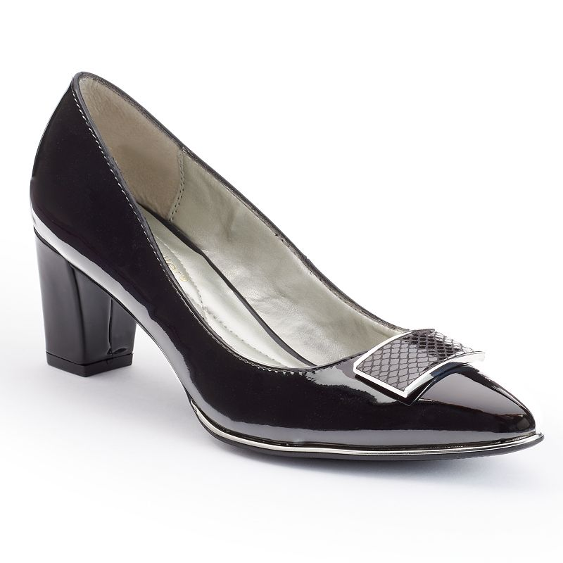 Andrew Geller Optimal Women's Block High-Heels