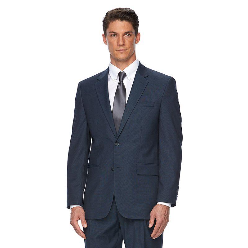 Men's Croft & Barrow® Stretch Classic-Fit True Comfort Suit Jacket