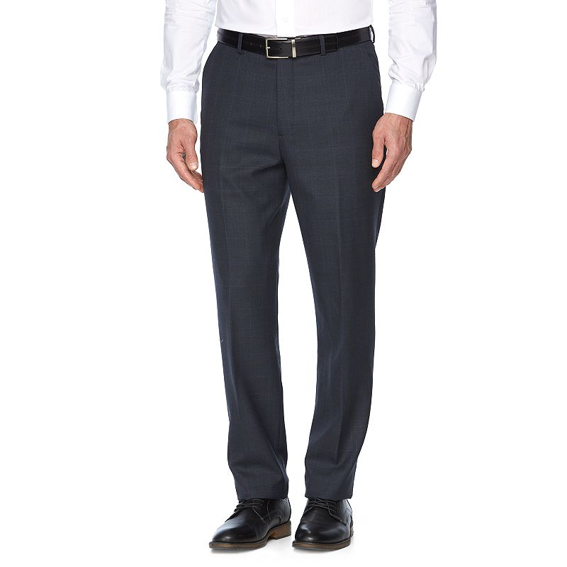Men's Croft & Barrow® Classic-Fit Wool Suit Pants